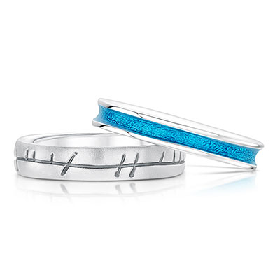 Halo Sets Ring