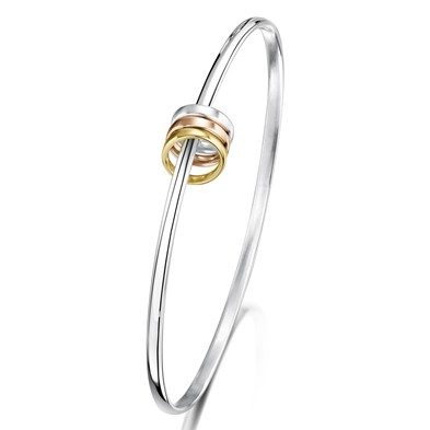 Wave Surfers Bangle