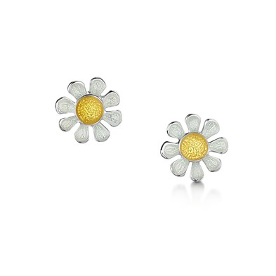 Daisies at Dawn  Earrings