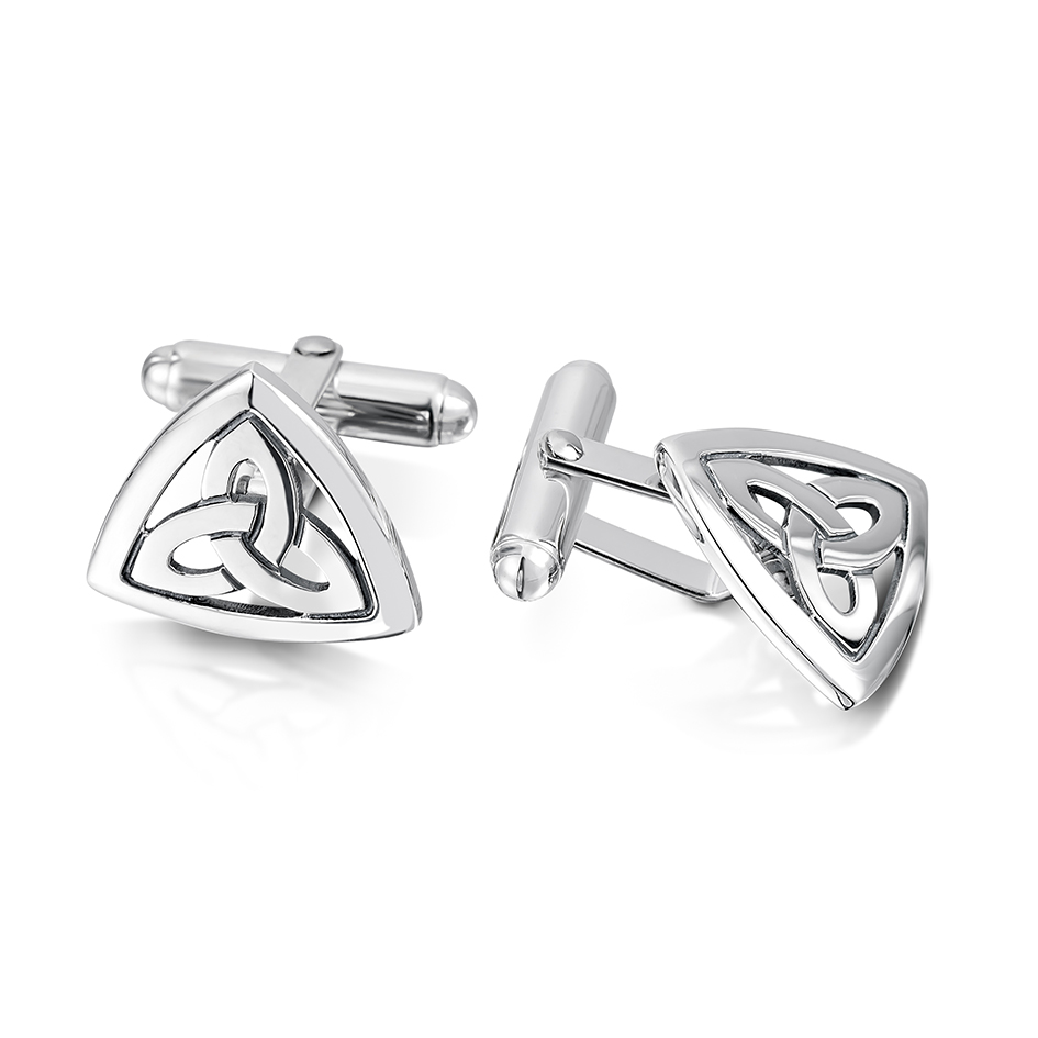 Book of Kells Cufflink
