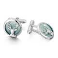 Stags Head - Cufflink