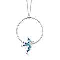Swallows - Pendant