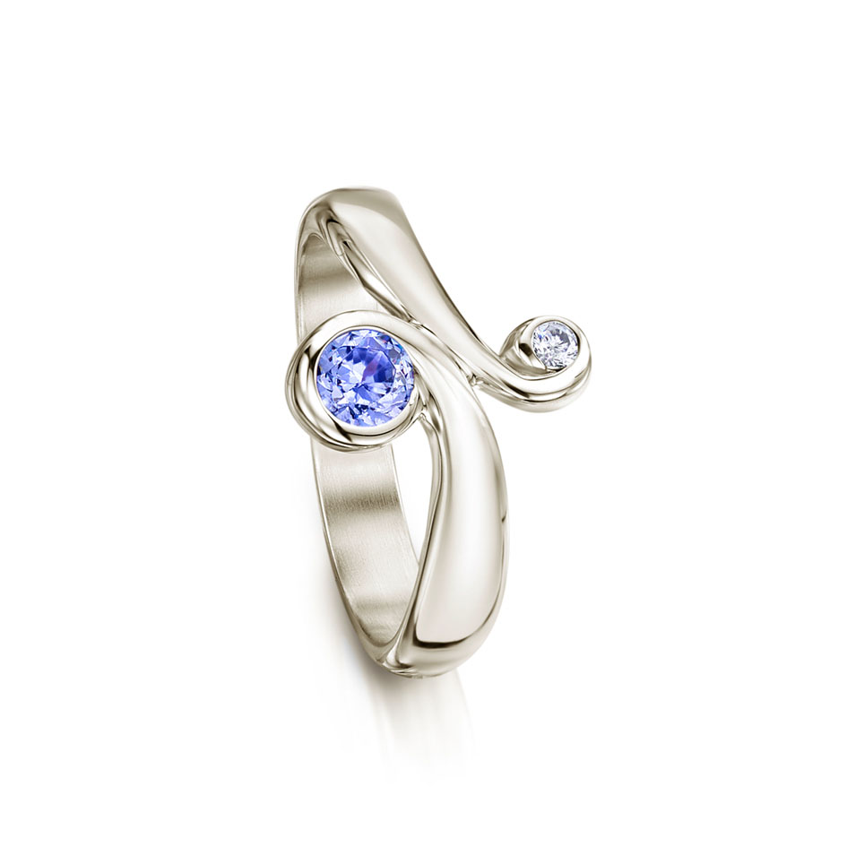 view velvetcase accent ring purity to click expand in diamond swirl mireya rings by rp enhanced
