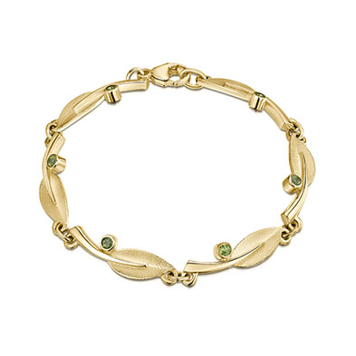 Rowan in Gold Bracelet