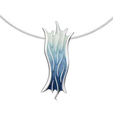 Sea Motion Necklet