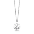 Captivate Sterling Silver Pendant