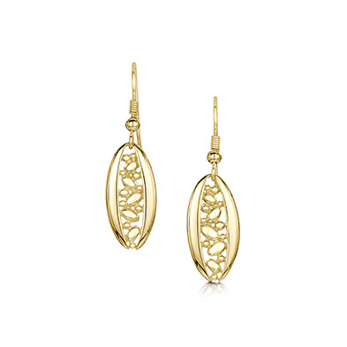 Captivate in Gold Earrings