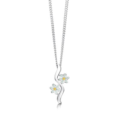 Daisies at Dawn  Pendant