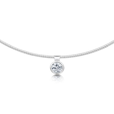 Contemporary Diamonds Necklet
