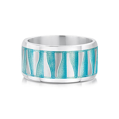 Hoxa Reflections Ring