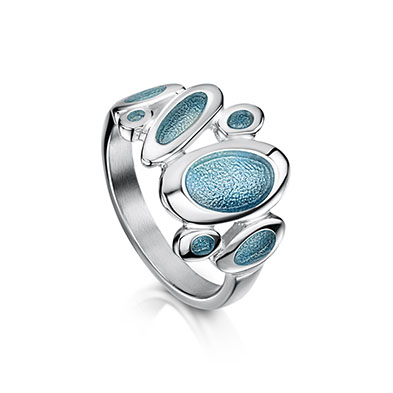Shoreline Pebble Ring