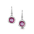 Lunar Bright - Drop Earrings