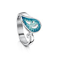 Paisley Leaf - Ring