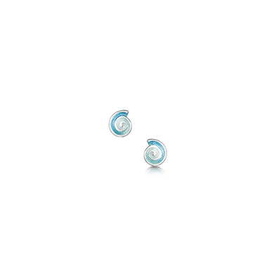 Skara Spiral Earrings
