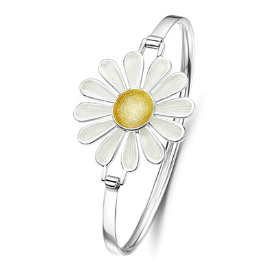 Daisies at Dawn  Bangle