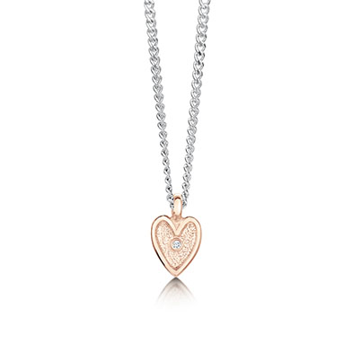 Secret Hearts Pendant