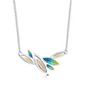 Seasons Gold Leaves Necklet