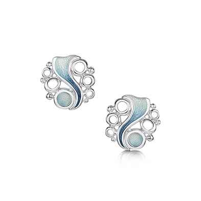 Arctic Stream Earrings