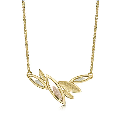 Seasons All Gold Necklet