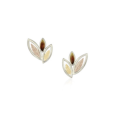 Seasons All Gold Earrings