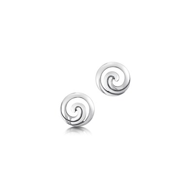 Birsay Disc Earrings