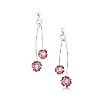 Primula Scotica Earrings