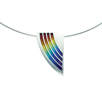Rainbow Necklet