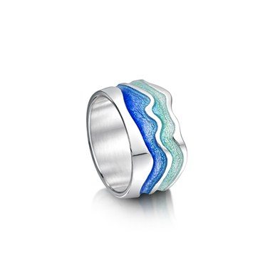 Atlantic Swell Ring