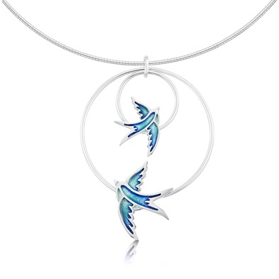 Swallows Necklet