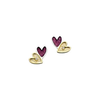Secret Hearts Earrings