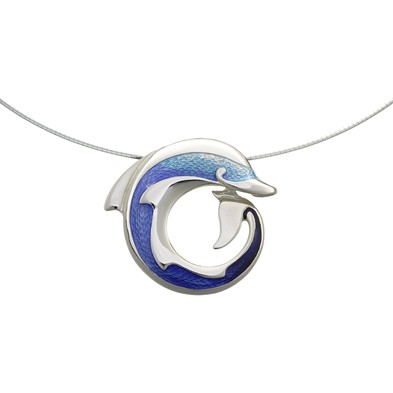 Dolphin Necklet