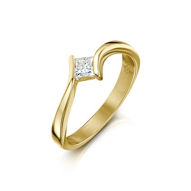 Contemporary Diamonds Ring