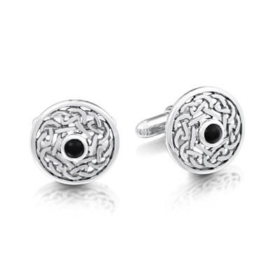Orkney's Celtic Connection Cufflink