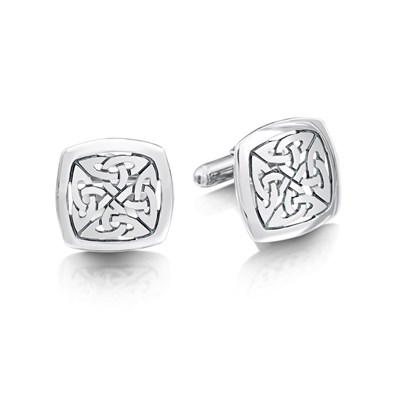 Lovers Knot Cufflink