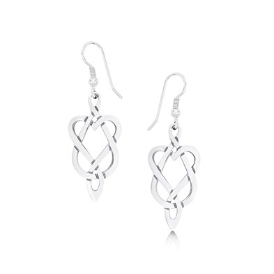 Lovers Knot Earrings