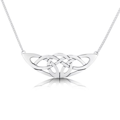 Lovers Knot Necklet