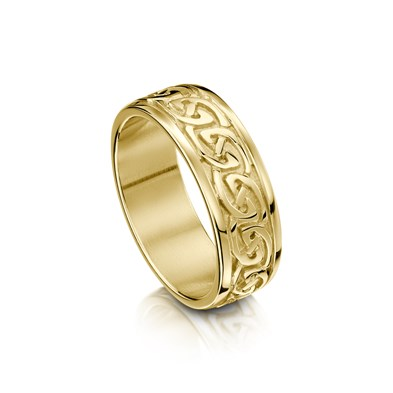 Celtic Rings Ring