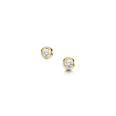 Contemporary Diamonds Earrings